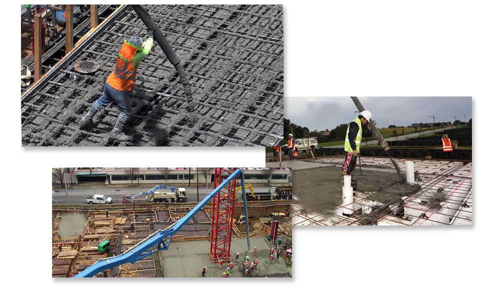 Brisbane concrete pumping services